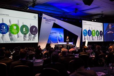 Procurement Leaders World Procurement Congress and Awards 2016