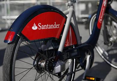 Santander Cycles are in danger of being forever branded Boris Bikes