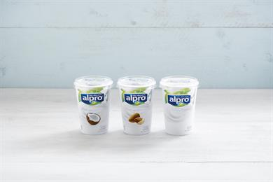 Alpro signs up to London Fashion Week