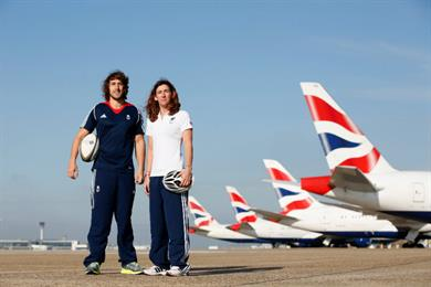 British Airways signs new sponsorship deal with Team GB ahead of Rio 2016