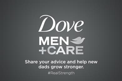 Dove Men+Care captures first moment of fatherhood in YouTube spot
