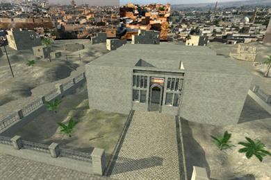 The Economist uses VR to restore Iraq Mosul Museum destroyed by Islamic State