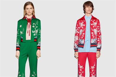 Gender neutrality, insta-fashion: why Gucci and Burberry are splintering the catwalk