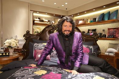 Laurence Llewelyn-Bowen on cracking China: five marketing lessons from the designer