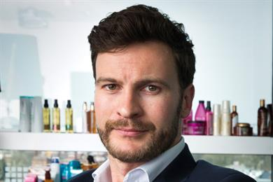 L'Oréal's Hugh Pile: It's frightening to see the change our industry's experiencing