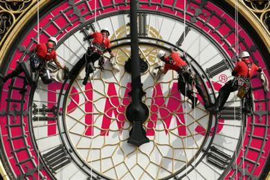 Pimm's sponsors Big Ben to help fund restoration of tourist landmark