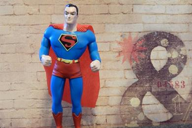 Brands need to be more Superman and less Clark Kent