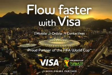 Visa adds voice to sponsor dissent over Fifa corruption scandal