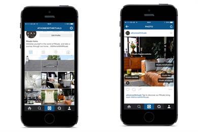 Rituals creates 18 Instagram accounts for virtual treasure hunt