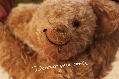 Thomson's bear takes top spot in ad poll