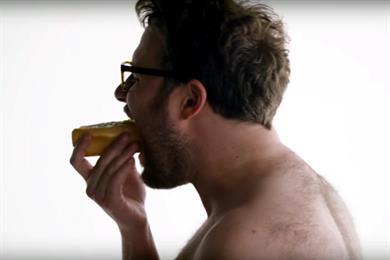 Amy Schumer and Seth Rogen's US Super Bowl election teaser tees up Bud Light rebrand