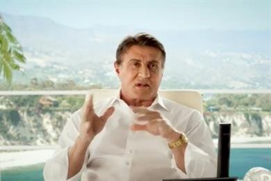 Warburtons' Sly strategy to use Sylvester Stallone, hits the spot... somehow