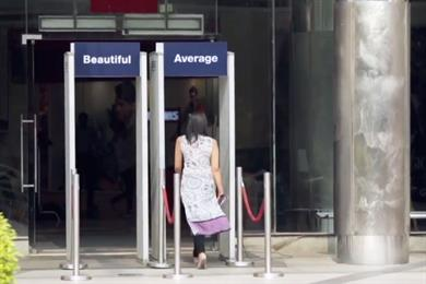 Dove challenges women to 'choose beautiful'