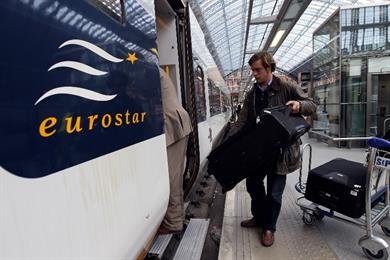 Eurostar's Lionel Benbassat: data can make marketing more meaningful