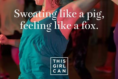 Six Marketing lessons from #ThisGirlCan