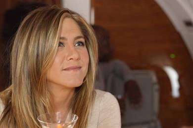 Emirates signs Jennifer Aniston for 'humorous' global campaign