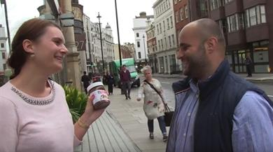 The public reacts: Nutella or New-tell-uh?