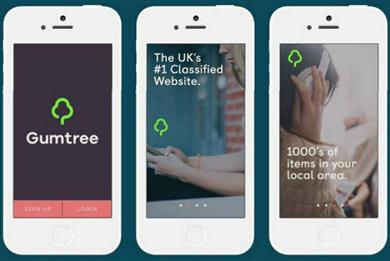 Gumtree unveils major rebrand as it aims to reach every UK internet user