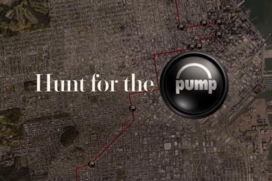 Reebok launches 'Hunt the Pump' Instagram treasure hunt