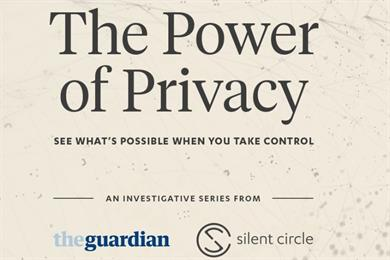 Silent Circle sponsors six-month privacy series on the Guardian