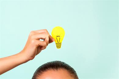 Marketing idea generation is dampened by too much analytical thought