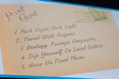 Pack your bags: five lessons in making your campaign a global success