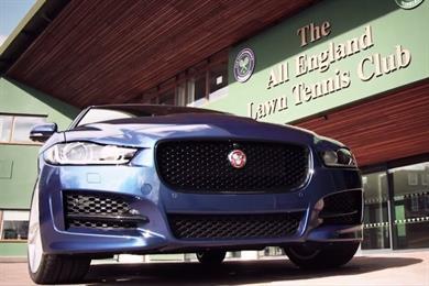 Jaguar unveiled as official partner of Wimbledon tennis