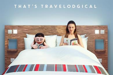 Travelodge unveils £25m marketing investment and new strapline