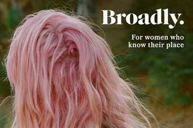 Unilever and Vice target female millennials with new video channel 'Broadly'