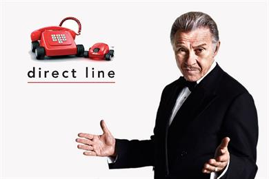 Direct Line throws us to the Wolf with Harvey Keitel ad - and it works
