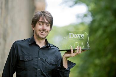 VCCP and Saatchi & Saatchi freelance designer wins Fringe comedy award