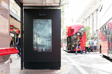 Watch: M&C Saatchi launches artificially intelligent outdoor campaign