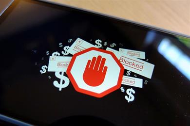 Publishers 'breaking law' by tracking users who block their ads