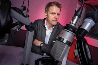 It's game on for Adam Mills after Wireless Group's revamp