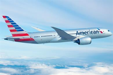 American Airlines picks Crispin Porter & Bogusky and MediaCom as global agencies