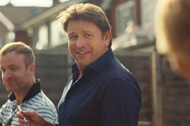 James Martin debuts in first Asda TV ads by Saatchi & Saatchi