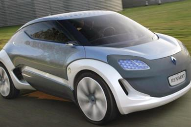 Renault 'zero emissions' ad banned by ASA