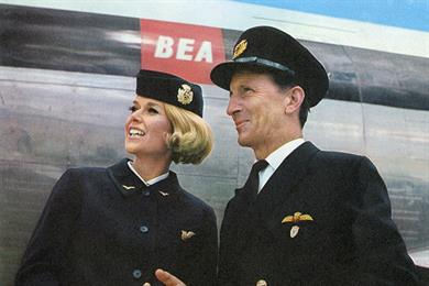 BA's history of ads captured in new book