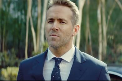 The buzz: Ryan Reynolds' crowd-pleasing performance for BT