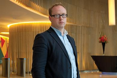 Ben Wood lands agencies chief role at Facebook