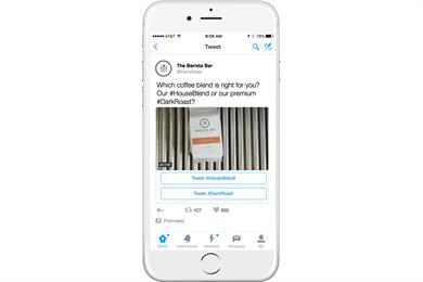 Making sense of Twitter's Conversational Ads