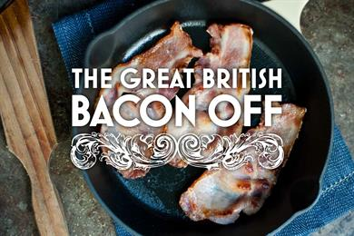 Danepak creates Bake Off spoof Great British Bacon Off