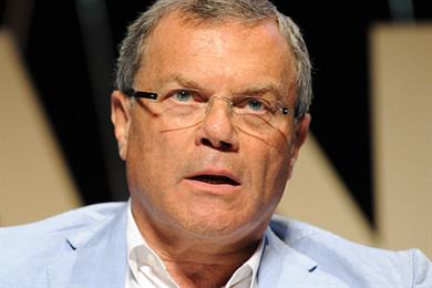 WPP revenues up 7% in first four months of 2012