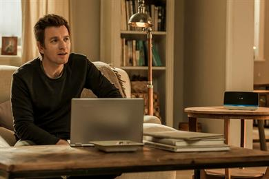 Ewan McGregor parodies ad industry in BT campaign