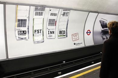 Expedia launches advertising contest