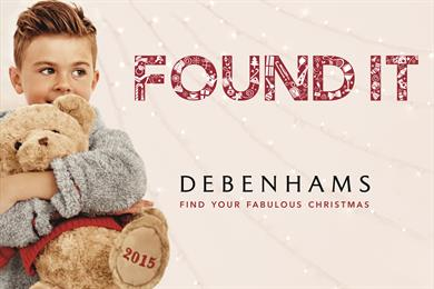 Watch: Debenhams Christmas ad celebrates gift giving