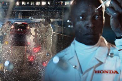 Honda shops compete for NSX task