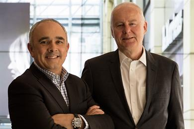 JCDecaux names Berwin and Thomas as co-CEOs in UK
