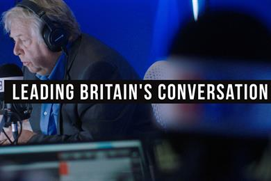 LBC gets boost from Brexit coverage