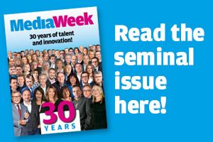 MediaWeek's 30th anniversary edition